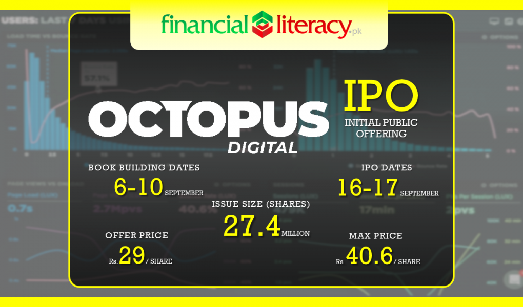 IPO of Octopus Digital, subsidiary of Avanceon, is on its way